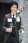 The new endorser of Seiko in Asia- Daniel Wu