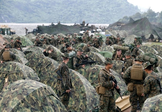 Military News - US, Philippines reach deal on troops
