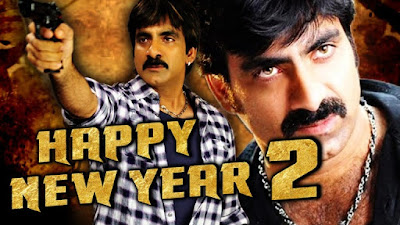 Happy New Year 2 Hindi Dubbed Movie DVDRip 550mb Download