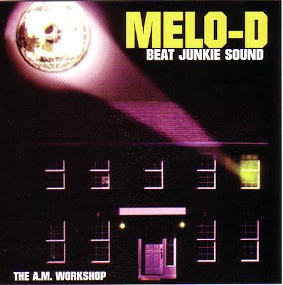 Melo-D-The A.M. Workshop (2001, CD, 320)