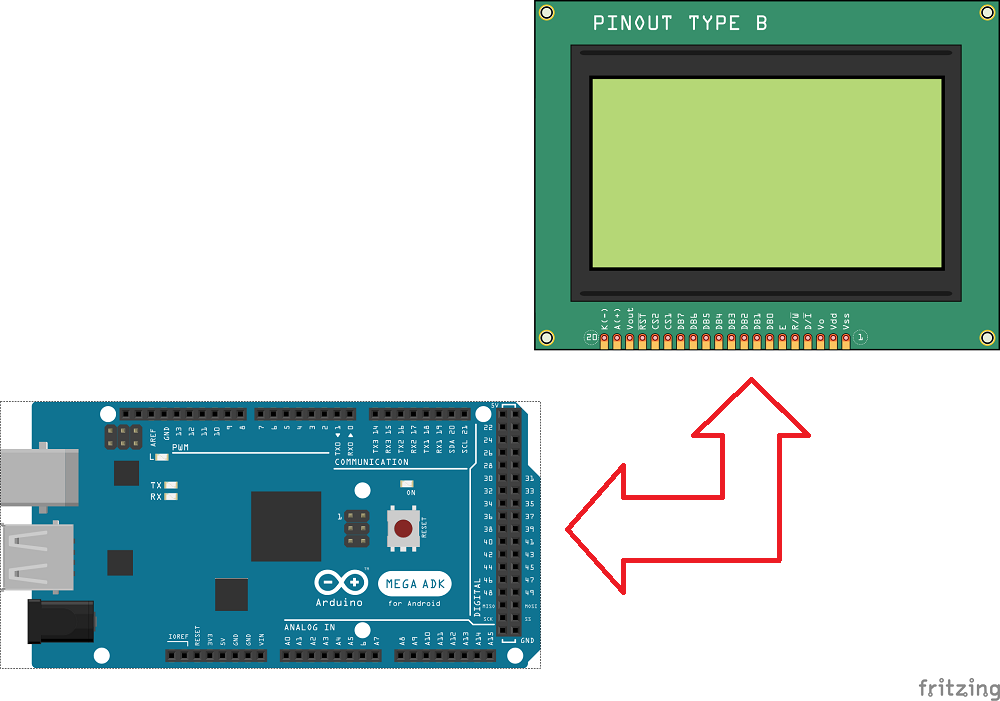 Spi screen arduino
