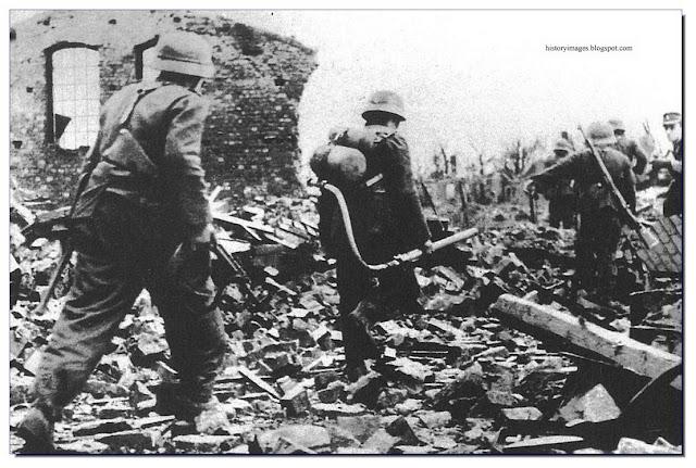 Waffen SS Budapest 1945