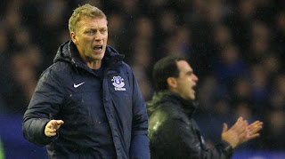 Moyes at an Everton crossroads