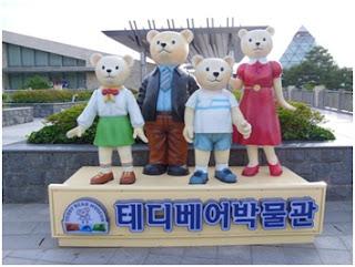 Annyeonghaseo Museum Teddy Bear di Korea | FACEBOOK | TWITTER