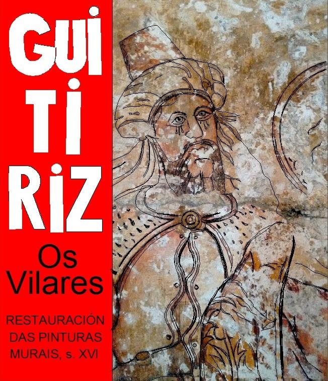 APOIE A RESTAURACIÓN DOS MEZZOFRESCOS RENACENTISTAS DOS VILARES