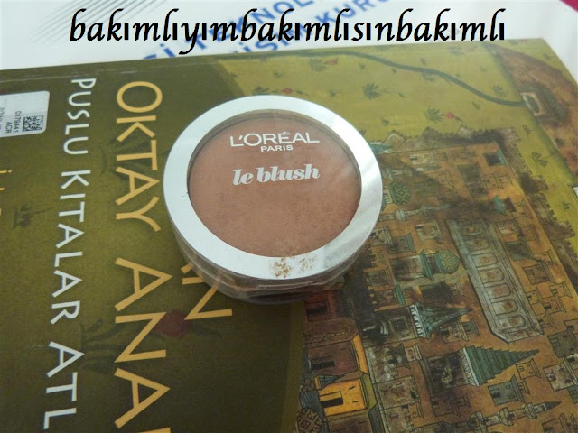 loreal true match allık no 265