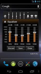 Bass Booster di Androidmu