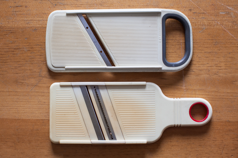 A Bag Of Wisdom Tools Mandolin Vegetable Slicer