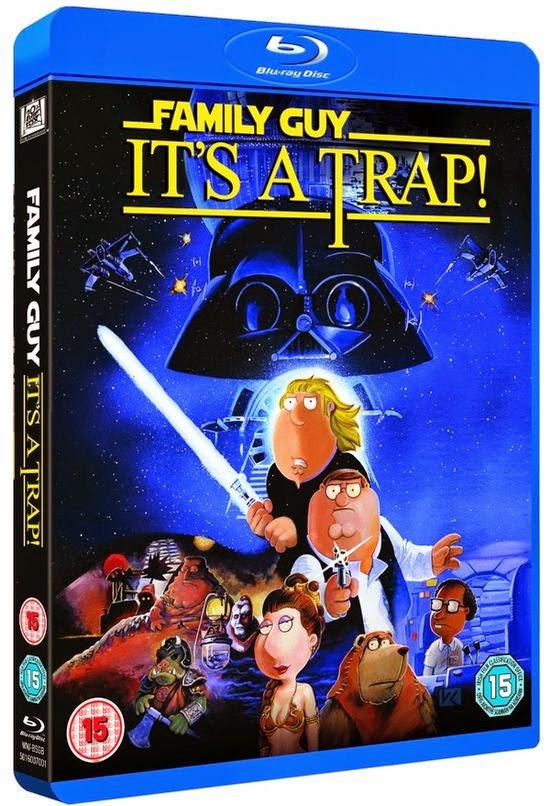 Afbeeldingen van Family Guy Its a Trap 1080p