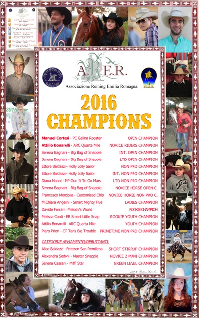 BANNER FACCE DA CHAMPIONS ARER 2016