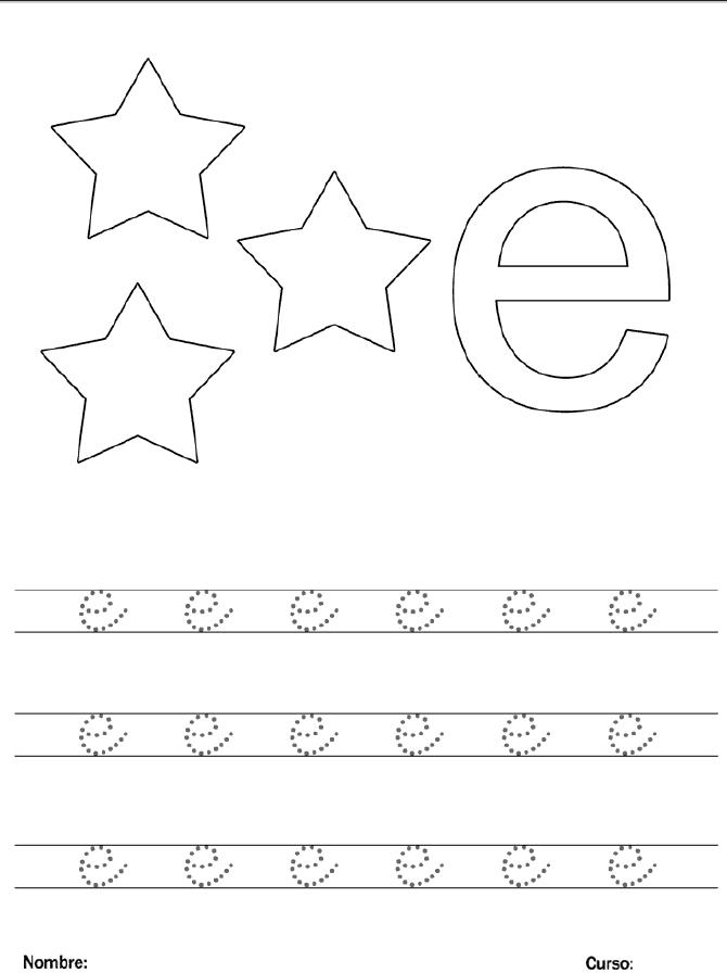 Material de Isaac para Educacion Especial: fichas LAS VOCALES ...