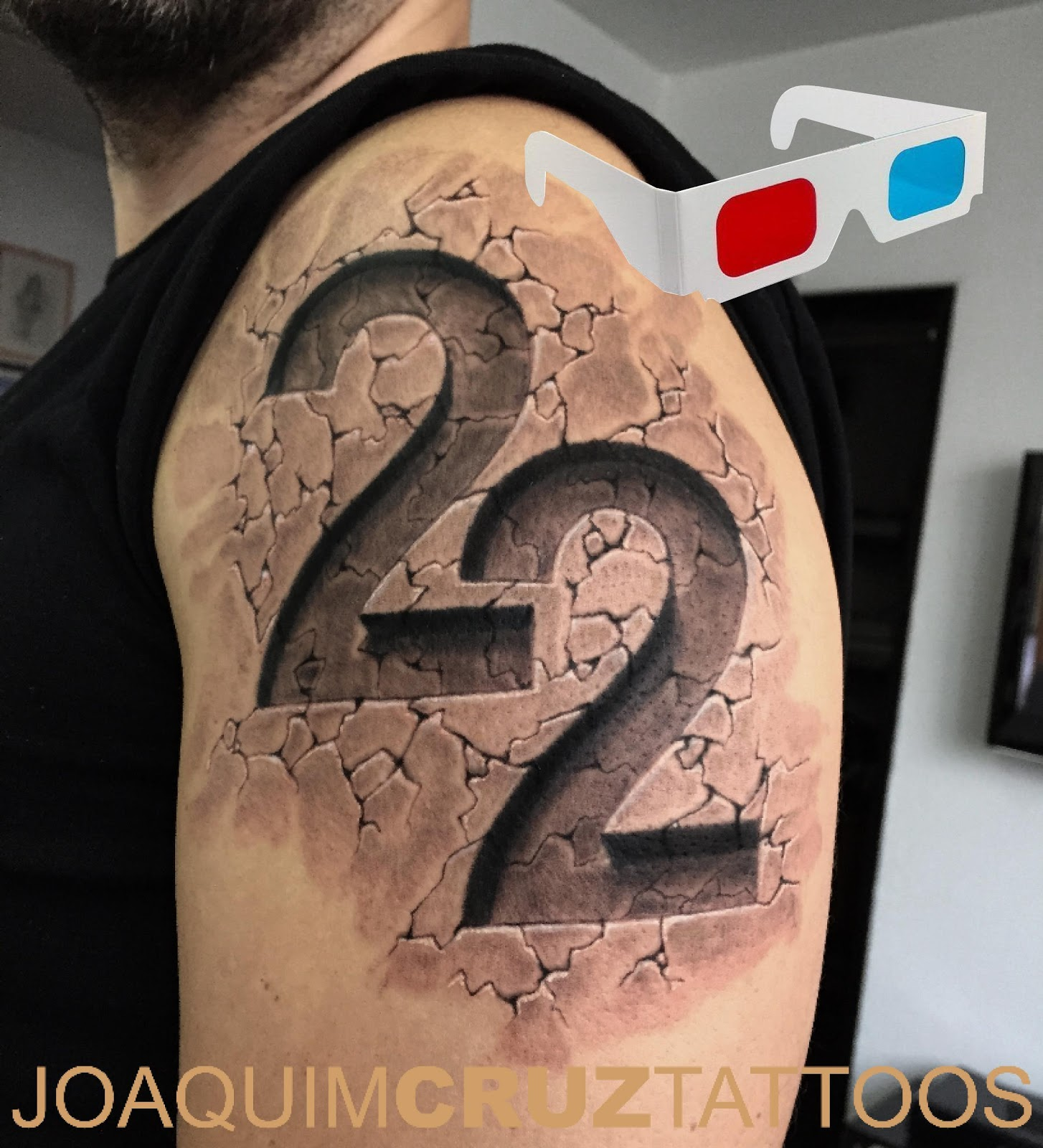 3d tattoos porto and best tattoos on pinterest for 3d stone tattoo design
