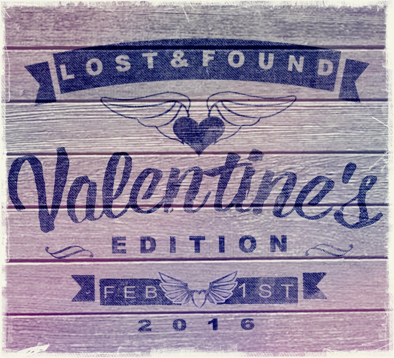 Lost & Found:  Valentine's Edition