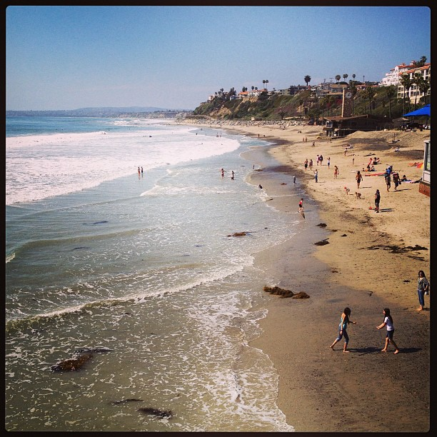 Don T Even Think About Hitting The Beach Without First Getting Your Kona Tan Above Are Gorgeous Shots Of Beautiful San Clemente California