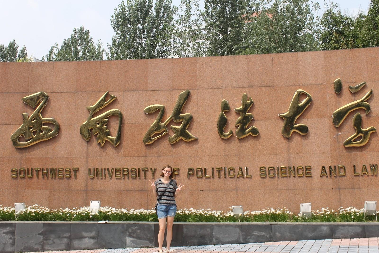 Leben in Chongqing