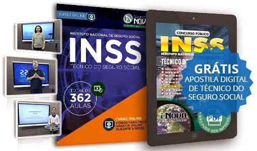 Curso Online Completo - INSS 2015