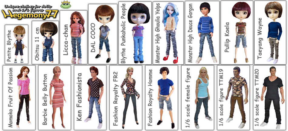 Dolls: