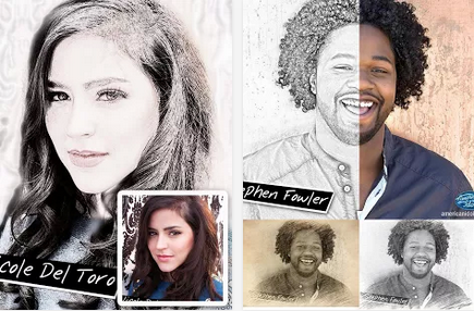Photo Sketch Portrait Tumblr Download Android Smartphone & Tablet From