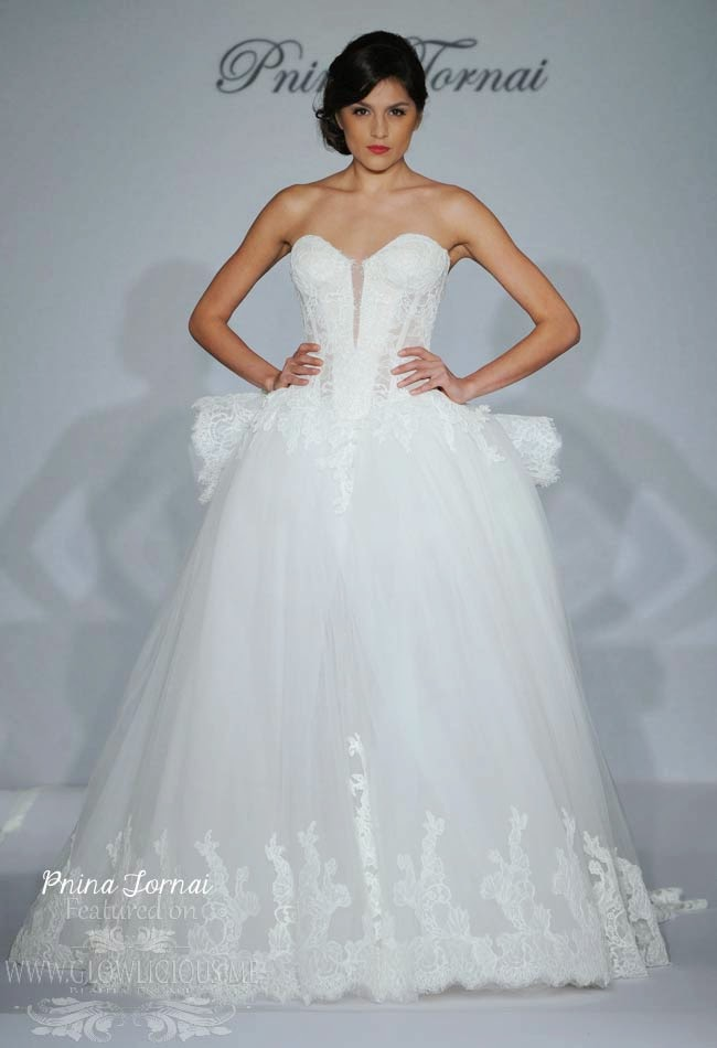 Pnina Tornai Ball Gown Wedding Dresses 44 Superb For more details kindly