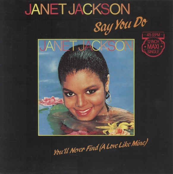 Janet jackson thats the way love goes