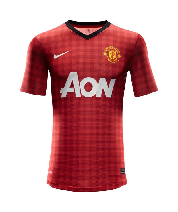 Manchester United 2013 Jersey Home Kit