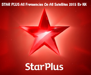 Star Plus HD All/Full Details On ALl Satellites