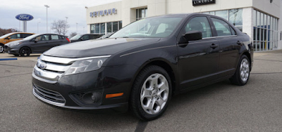 Used 2010 Ford Fusion for Sale Near Spring Arbor, MI