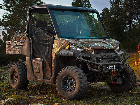 2013 Polaris Ranger XP900 ATV pictures. 480x360 pixels