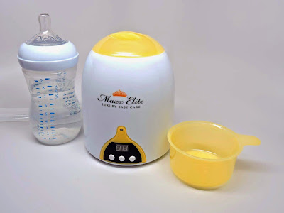 """Intel-A-Temp"" Digital Bottle Warmer & Sterilizer"