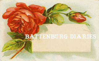 Battenburg Diaries