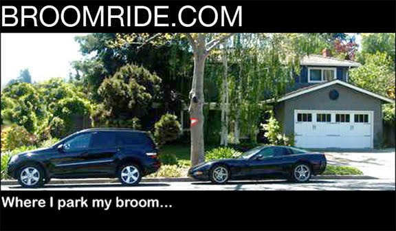 BroomRide.com