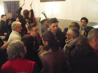 Inauguration du Studio 54