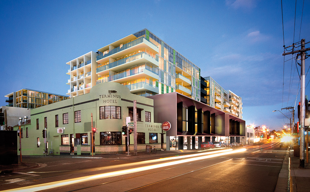UrPropertySG Green Square @ Australia Melbourne - Abbotsford