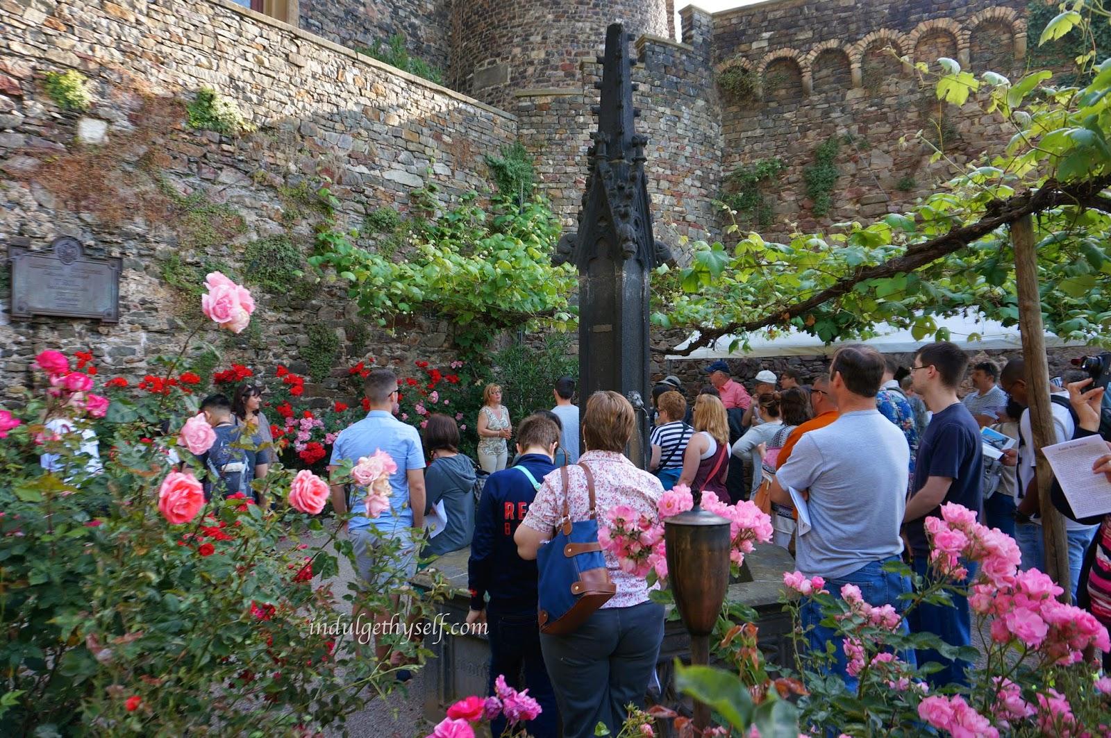 Rheinstein Castle Tour
