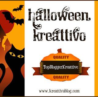 decorazioni di halloween: i tappistrelli - i colori di laura - Decorazioni Per Finestre Halloween