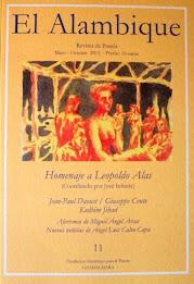 <i>El Alambique</i><br>Revista de poesía