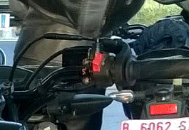 """Tidak hanya sekedar tampil """"Moge look"""" dengan upside-downnya,Yamaha MT15 juga mengadopsi """"Engine kill switch"""" untuk moge ?"""