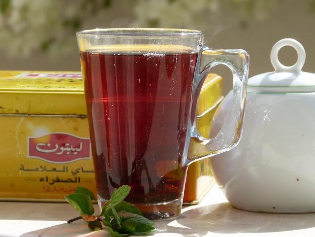 Ägyptischer Schwarzer Tee Kochen Rezept