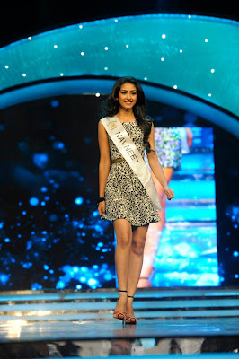 Fresh HD Wallpapers-Navneet Kaur Dhillon-Femina Miss India 2013