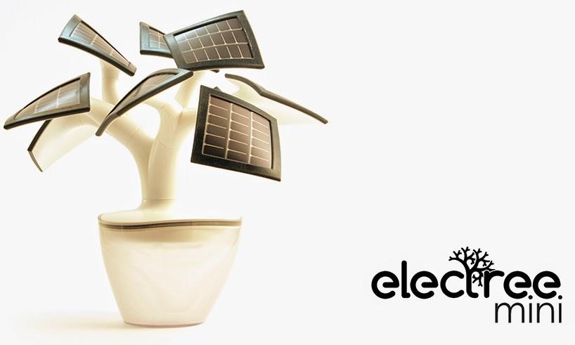 """""""Minielectree"""", Sistema de Energía Solar"""