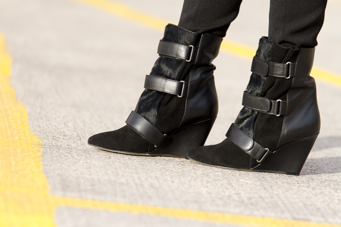 Ankle Boots: Alexis by JESSICA BUURMAN