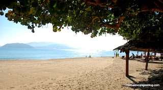 Nha Trang Beach - Photo by An Bui, Feb 2013
