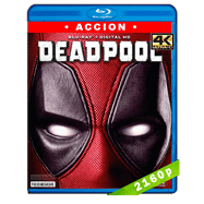 Deadpool (2016) HEVC H265 2160p Audio Dual Latino-Ingles