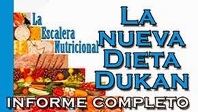 DIETA ESCALERA NUTRICIONAL