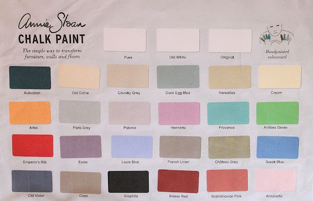Wydeven designs before and after annie sloan chalk for Annie sloan chalk paint ideas