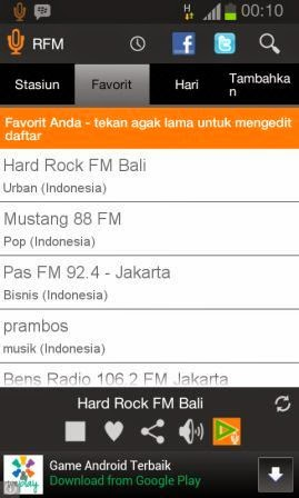 Dengar Radio Online Streaming di HP Android