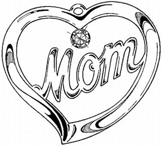 mother coloring pages, free coloring pages