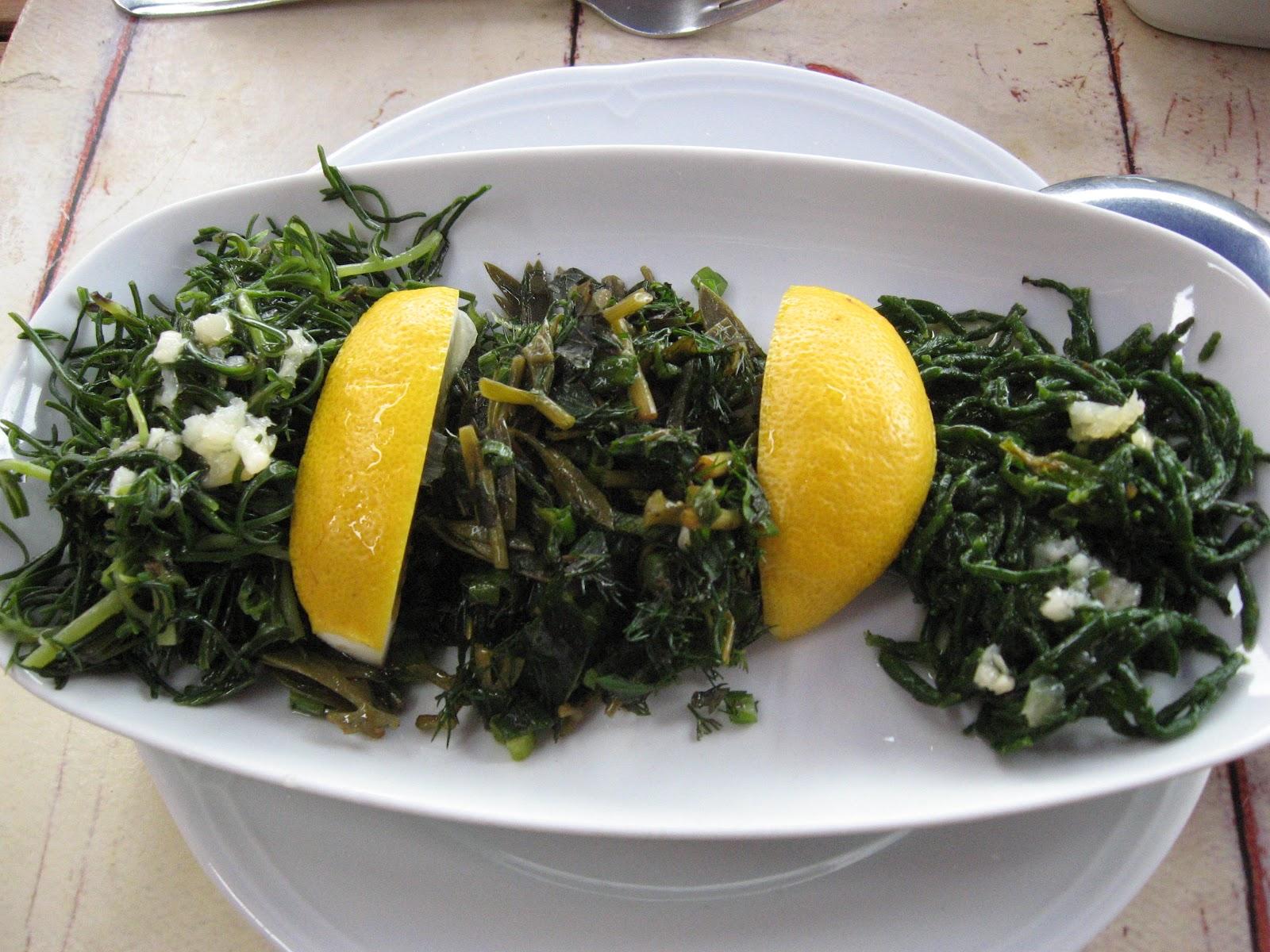 Deniz Fasulyesi Salatası