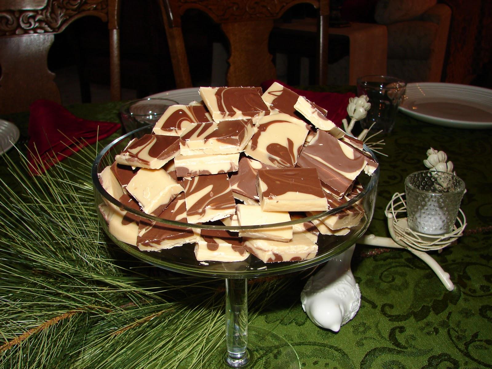 Peanut Butter Swirl Bark Recipes — Dishmaps
