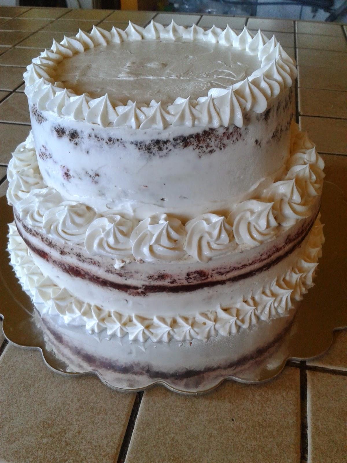 Cupcakes tenerife tarta de boda sin fondant - Cupcakes tenerife ...